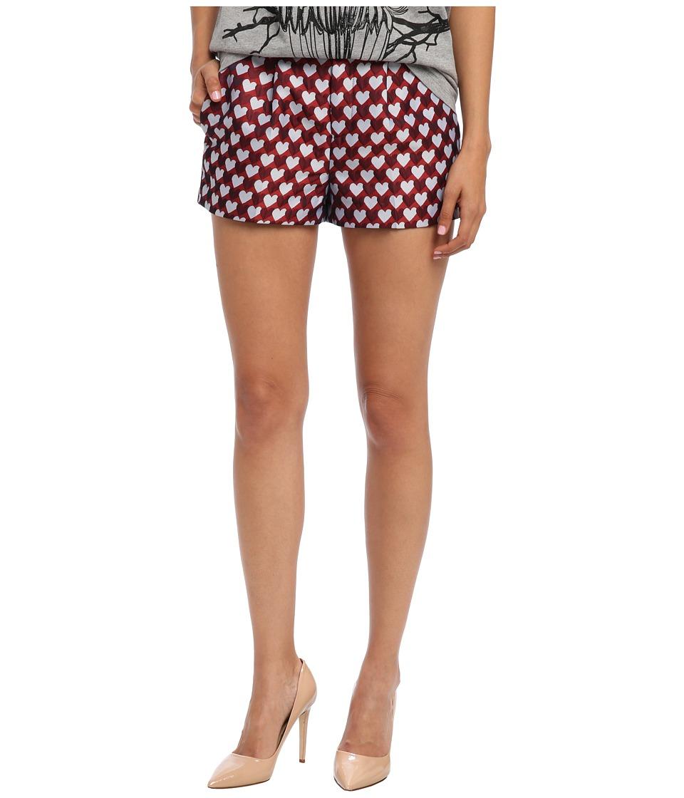 RED VALENTINO - Shorts HR00A3A5 (Rubino) Women's Shorts