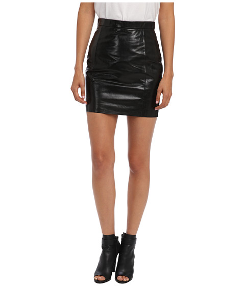 RED VALENTINO - Skirt HRAGP30B (Black) Women