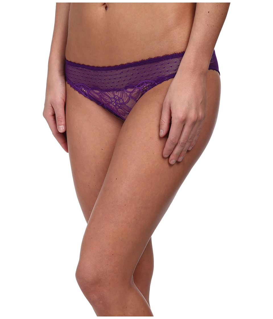 Stella McCartney - Giselle Charming Bikini Brief S30-171 (Violet) Women