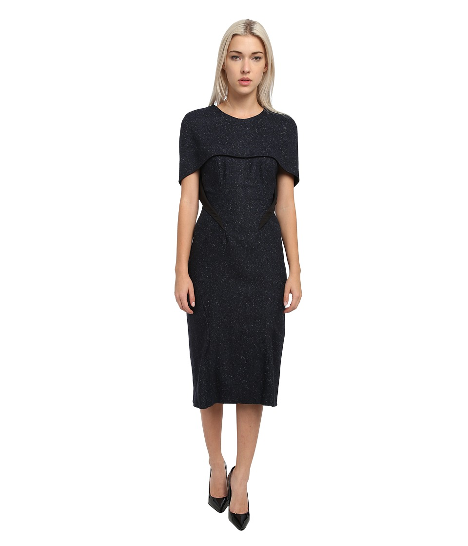 Zac Posen - 22-5006-44 (Midnight Melange) Women's Dress