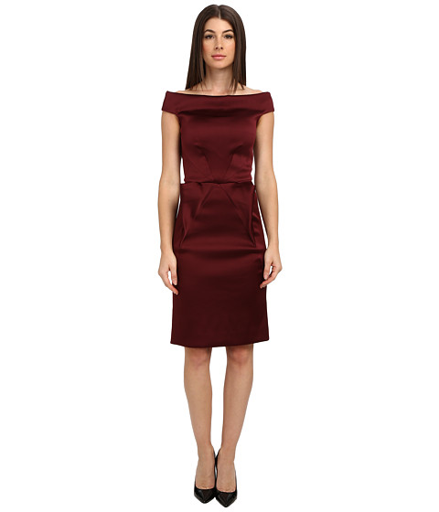 Zac Posen - 20-5015-44 (Ruby) Women's Dress