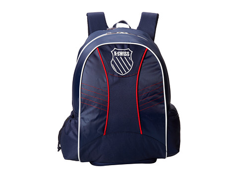 K-Swiss - Ibiza II Backpack Sr (Navy 1) Backpack Bags