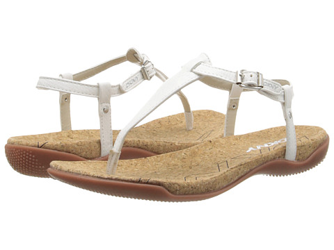 DKNY - Sabrina (Natural Printed Snake) Women's Sandals