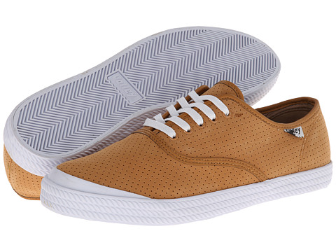 Volley Australia - OC (Perforated Leather Tan) Men's Shoes
