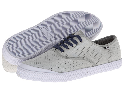 Volley Australia - OC (Perforated Leather Grey) Men