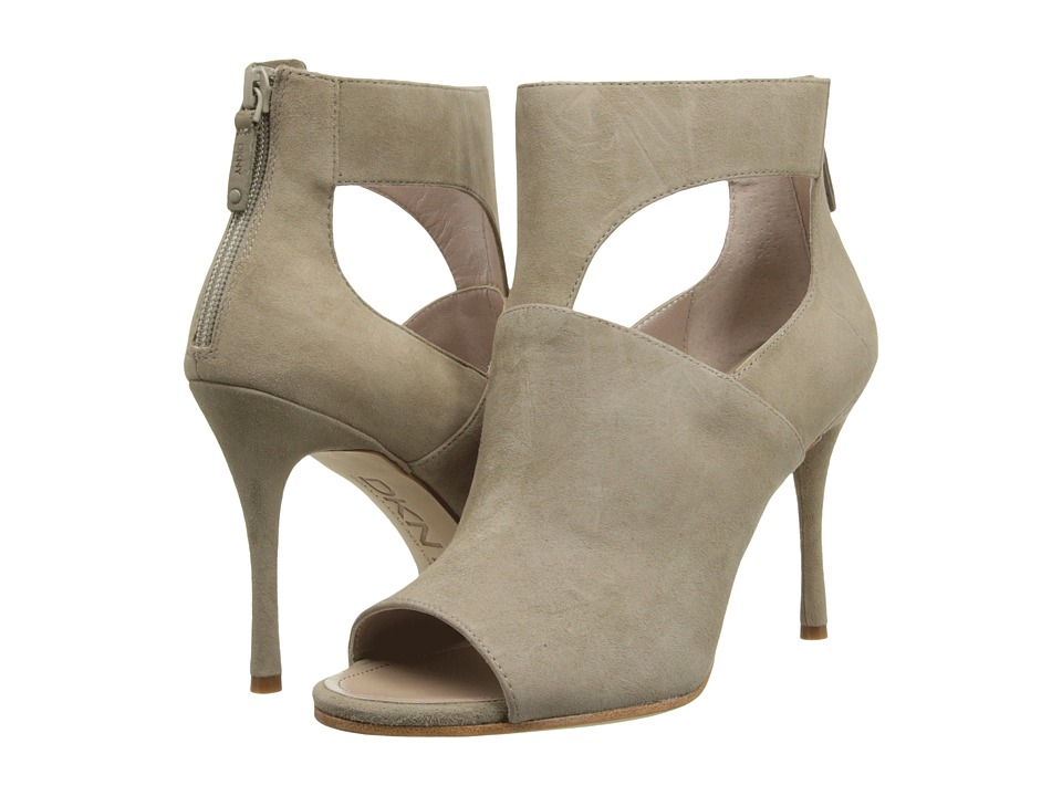 DKNY - Lucia (Light Surplus Suede) High Heels