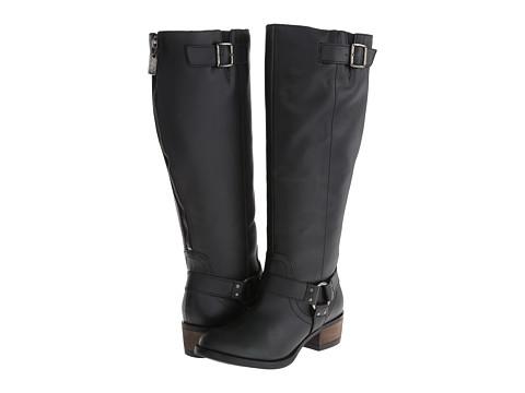 Gabriella Rocha - York Extra Wide Calf (Black) Women's Wide Shaft Boots