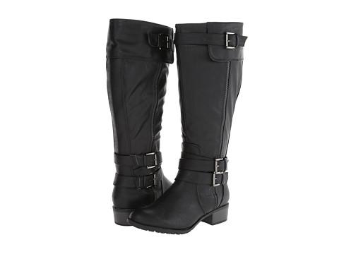Gabriella Rocha - Milo Extra Wide Calf (Black) Women's Wide Shaft Boots