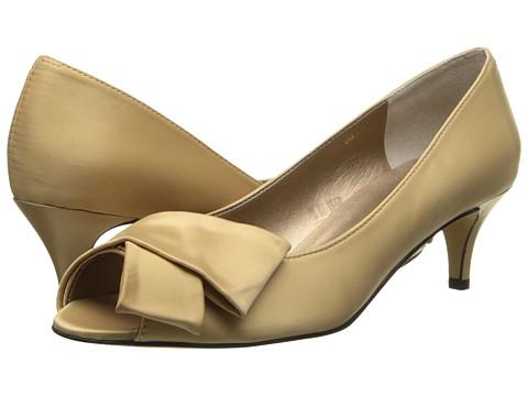 rsvp - Udela (Champagne Satin) High Heels