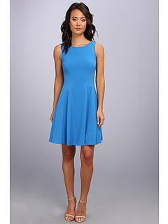 SALE! $71.99 - Save $56 on Tahari by ASL Valerie Dress (Bluebell) Apparel - 43.76% OFF $128.00
