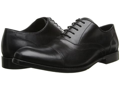 John Varvatos - Sid Heritage Oxford (Black) Men's Shoes