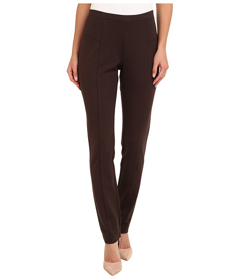 NIC+ZOE - The Perfect Ponte Pant (River Rock) Women's Casual Pants