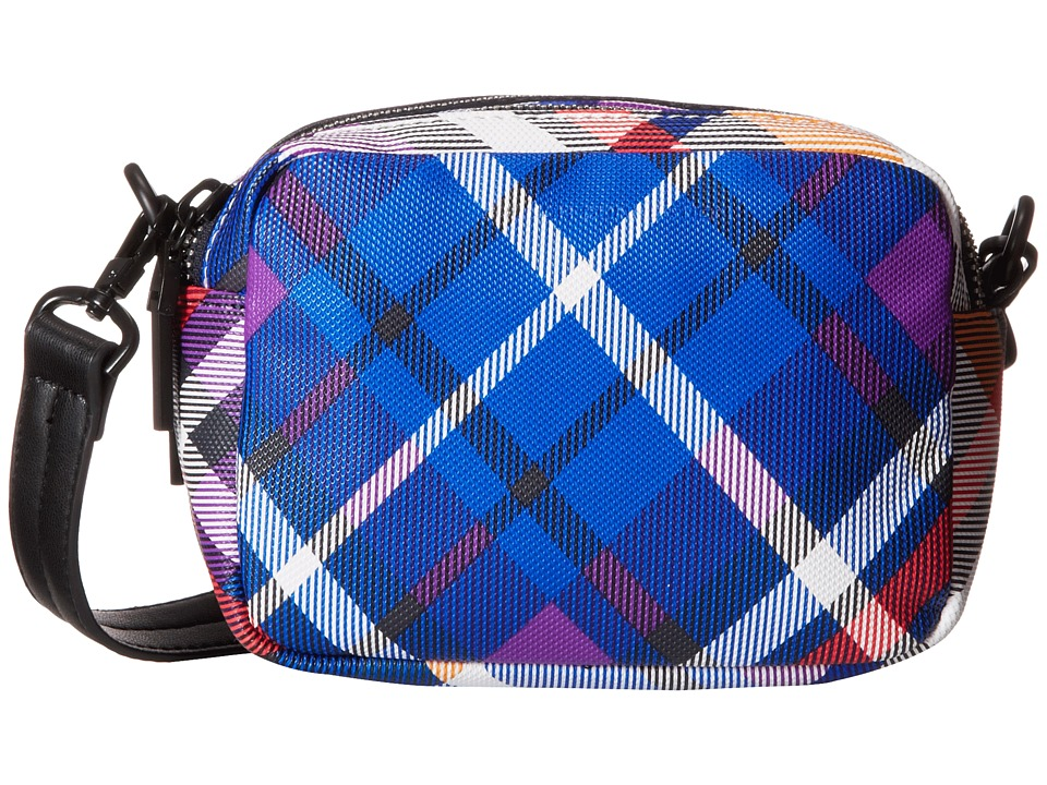 French Connection - Contempo Mini (Plaid Multi) Handbags