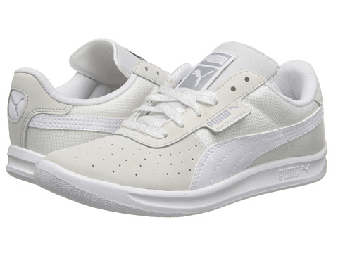PUMA - California 2 NM (White/White) Women's Classic Shoes
