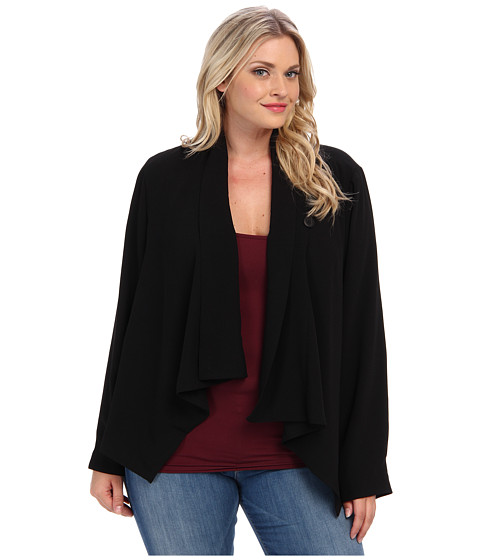 BB Dakota - Plus Size Main Jacket (Black) Women