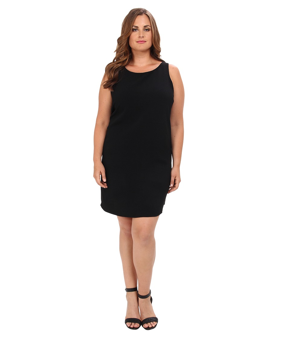 BB Dakota - Plus Size Sorrel Dress (Black) Women's Dress