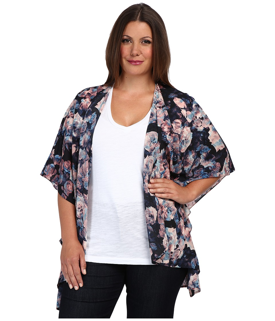 BB Dakota - Plus Size Rila Jacket (Multi) Women