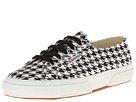 Superga 2750 Piedepoule W (Black/White)