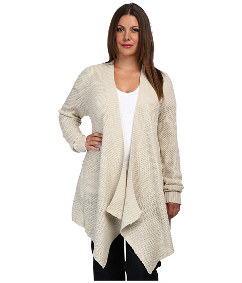 BB Dakota - Plus Size Remey Sweater (Oatmeal) Women