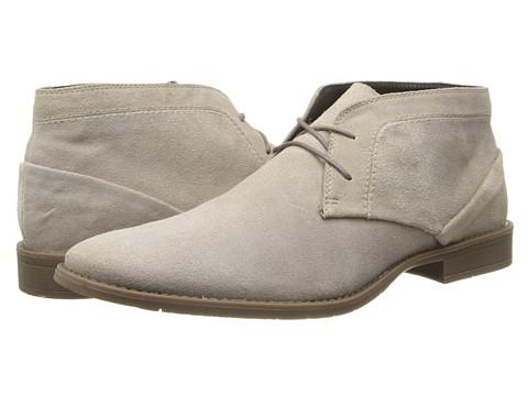 Calvin Klein Wilson 2 (Stone Suede) Men's Lace-up Boots