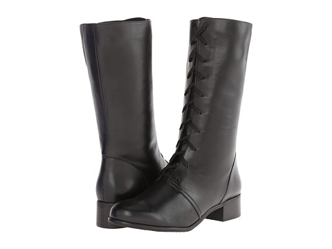 Fitzwell - Kiss (Black Calf) Women's Dress Zip Boots