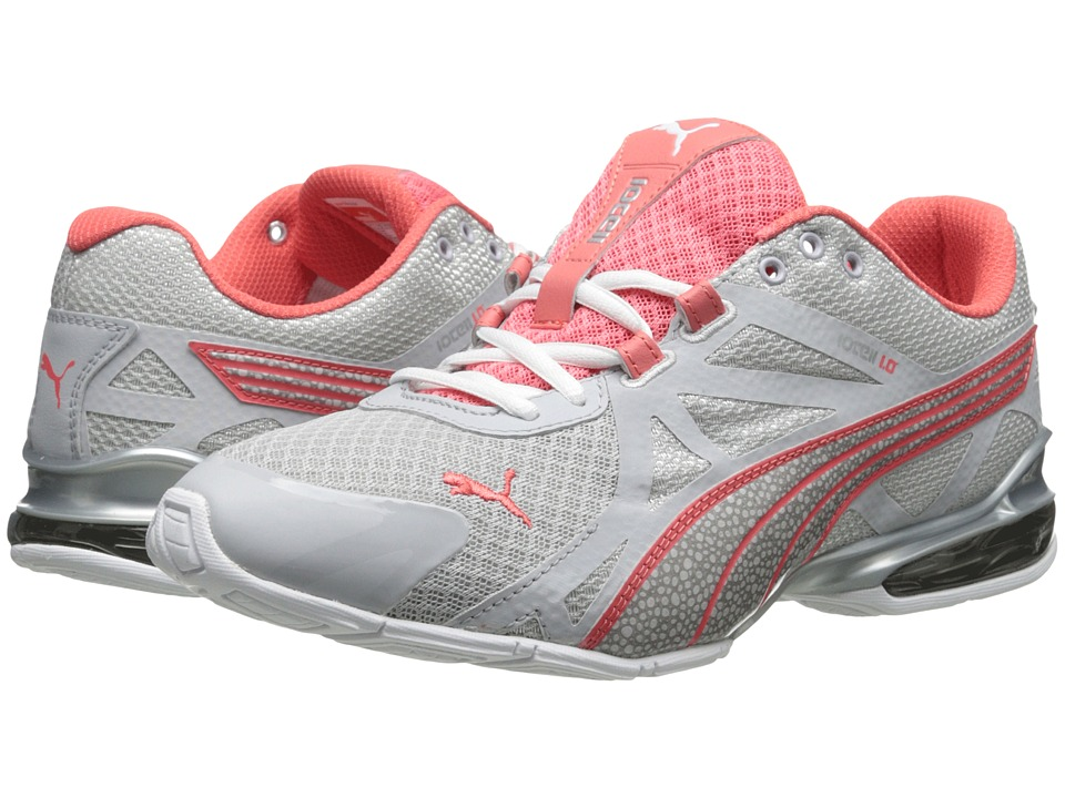 PUMA - Voltaic 5 (Micro Chip/Silver) Women's Shoes