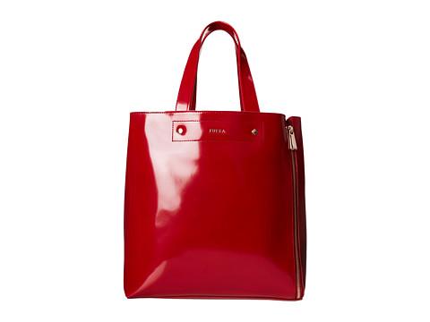 Furla - Musa M Tote C/Zip (Cabernet) Tote Handbags