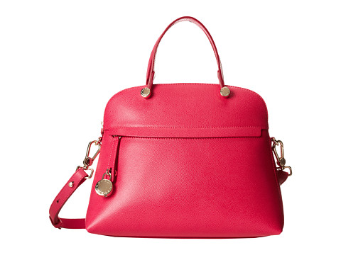 Furla - Piper Medium Dome (Gloss) Satchel Handbags