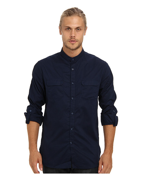 UPC 888627003822 - Marc Ecko Cut & Sew Lawson Collarless Shirt ...