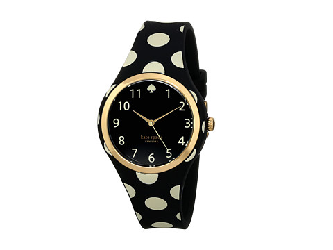 Kate Spade New York - Rumsey Grand - 1YRU0661 (Black/White) Watches