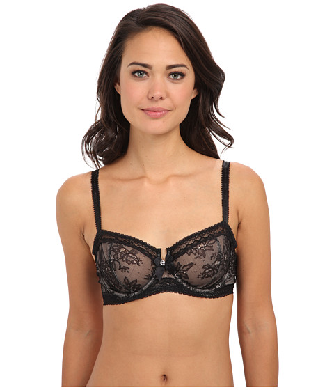 Le Mystere - Lace Temptation Bra 8285 (Black) Women's Bra