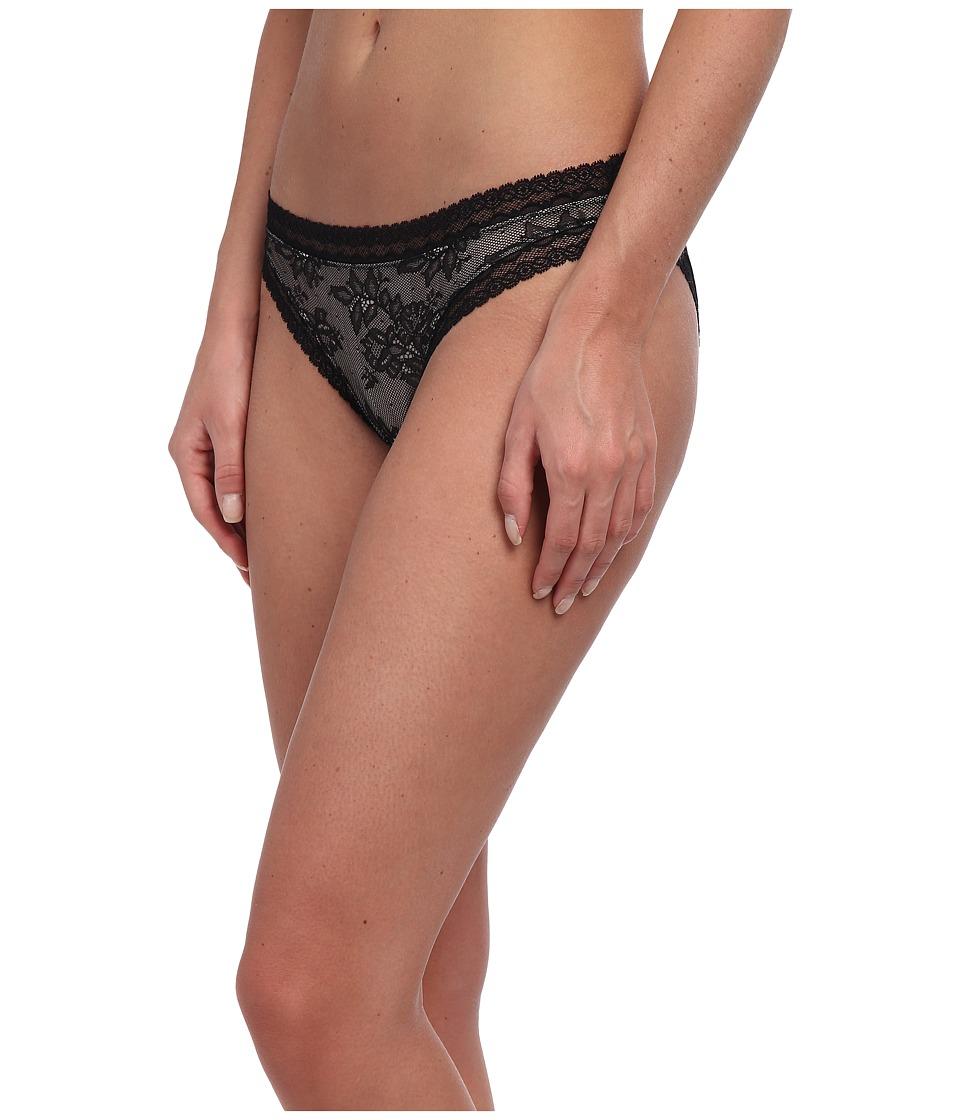 Le Mystere - Lace Temptation Bikini 8485 (Black) Women's Underwear