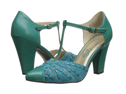 Seychelles - Portrait (Teal) High Heels