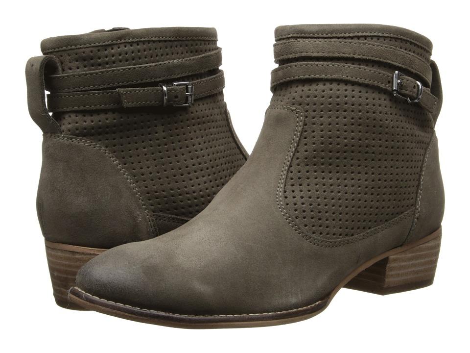 Seychelles - Sanctuary (Taupe Suede) Women's Zip Boots
