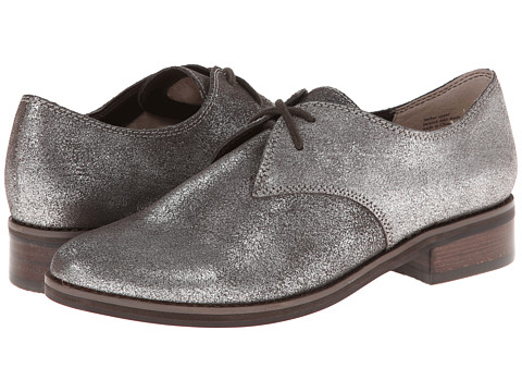 Seychelles - Welcome Back (Pewter Metallic) Women's Plain Toe Shoes