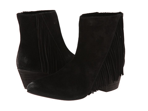 Seychelles - Good Advice (Black) Women's Zip Boots