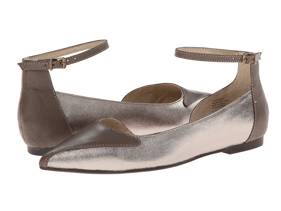 Seychelles - Most Likely (Clay/Pewter) Women's Flat Shoes