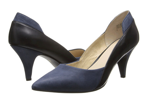 Seychelles - Wander (Navy/Black) High Heels