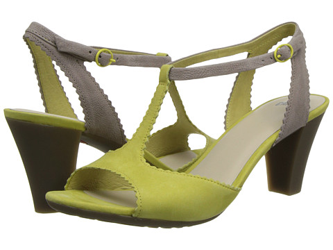 Camper - Diana 22053 (Yellow/Green) High Heels