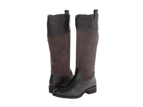 Seychelles - Expedition (Black/Grey) Women's Zip Boots