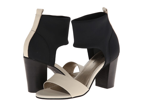 Seychelles - Prominent (Off White/Black) High Heels