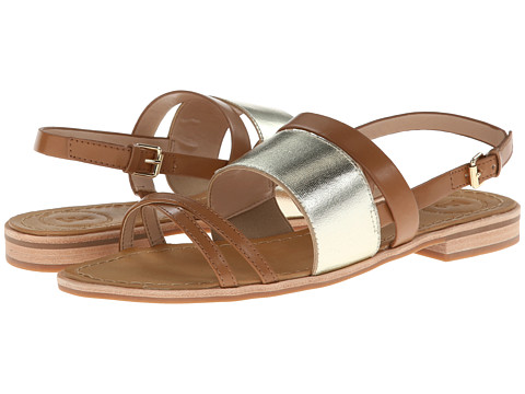 French Connection - Hallie (Tan/Gold/Tan) Women