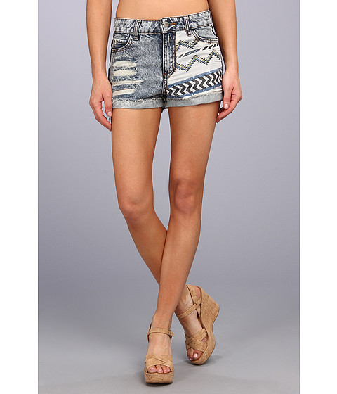 LIRA - Rambler Short (Blue) Women