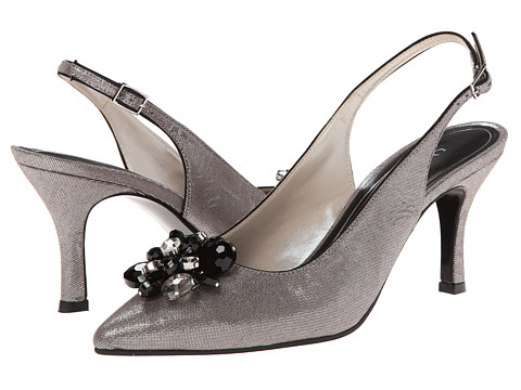 Caparros - Obsession (Silver Slinky) High Heels