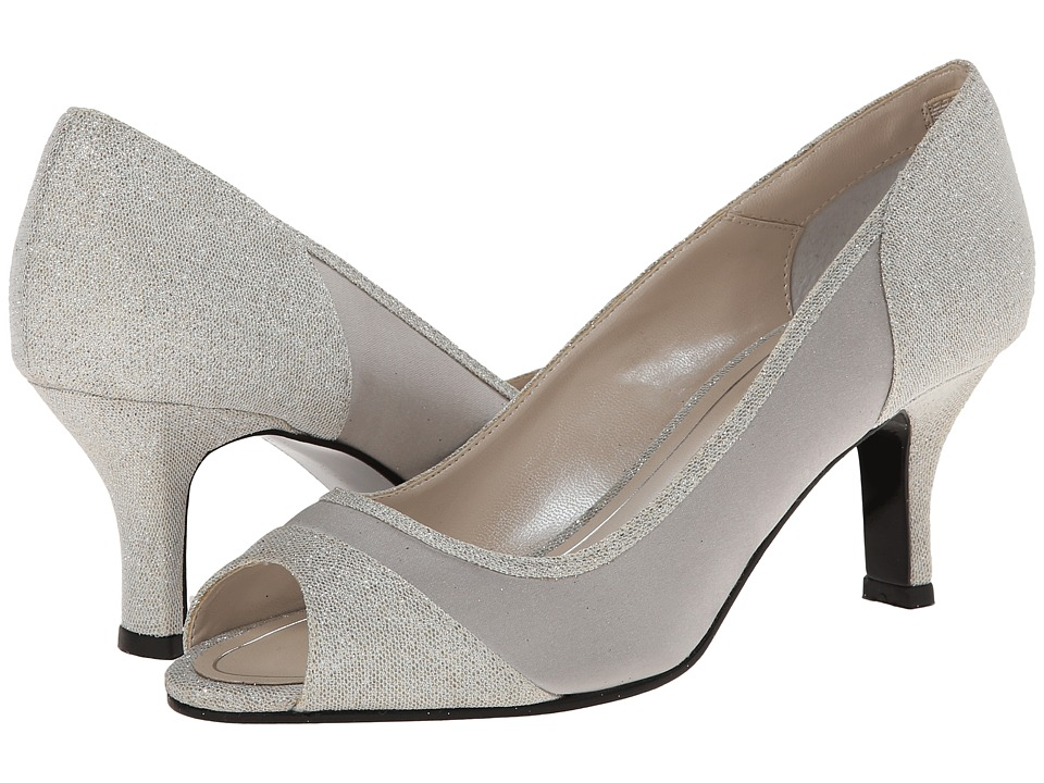 Caparros - Odette (Silver Flash) High Heels