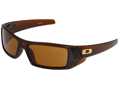 Oakley - GasCan (Polished Rootbeer/Bronze) Sport Sunglasses
