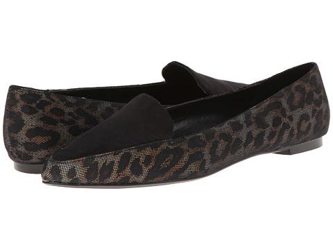 rsvp - Lala (Leopard) Women's Slip on Shoes