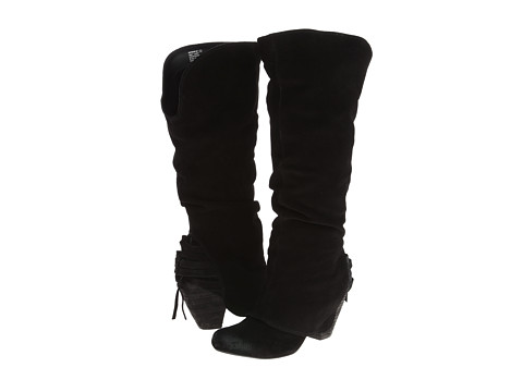 Naughty Monkey - Femme Fatale (Black) Women's Pull-on Boots