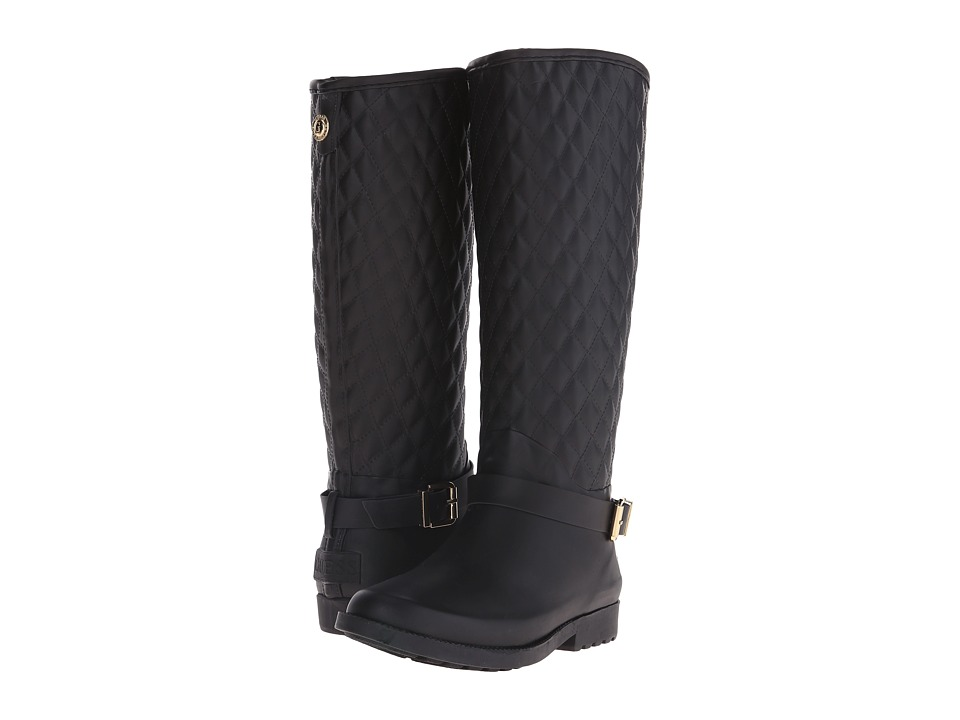 GUESS Lulue Black Womens Pull-on Boots