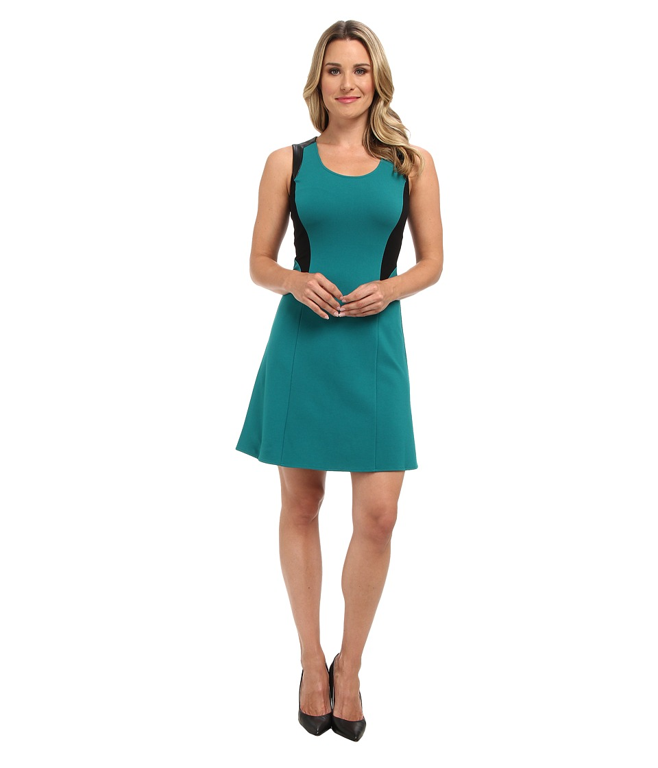 Kenneth Cole New York - Harlowe Dress (Orchard/Black) Women's Dress